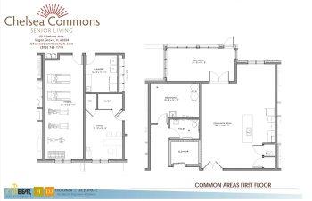 senior apartments in sugar grove, chelsea commons apartments, senior living apartments in sugar grov